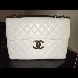 085ddea3f517 Women Vintage Chanel Jumbo Xl Flap Bag on Poshmark